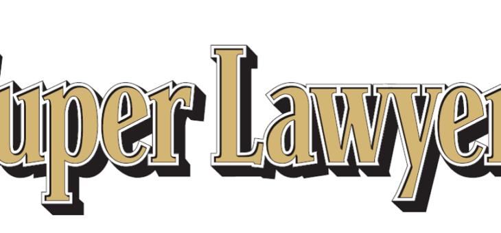 SuperLawyers Rising Star 2017